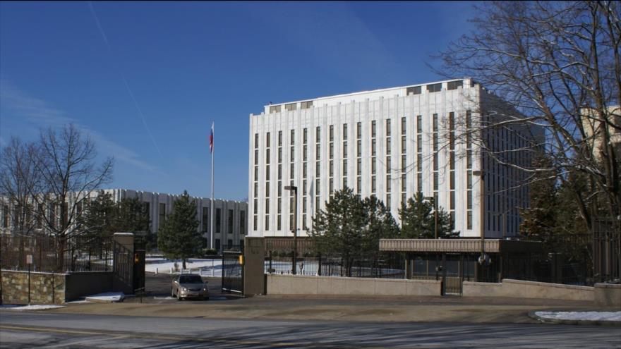 "Rusia acusa a EEUU de desatar una ""guerra de visados"" | HISPANTV"