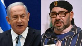 Netanyahu invita al rey de Marruecos a visitar próximamente Israel