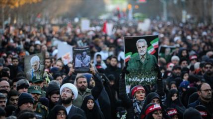 EEUU asesinó a Soleimani para eliminar el poder regional de Irán