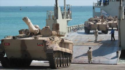 Informe: Israel y Emiratos tienen una base conjunta en Yemen