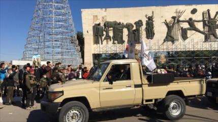 Iraquíes conmemoran asesinato de Soleimani en su primer aniversario