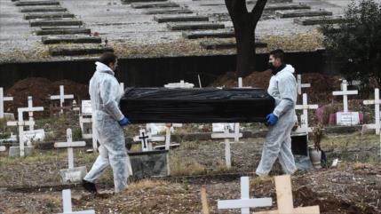Sondeo: Pandemia de coronavirus, noticia más impactante de 2020