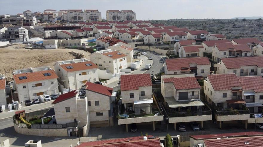 Israel busca construir miles de nuevas viviendas ilegales en Cisjordania