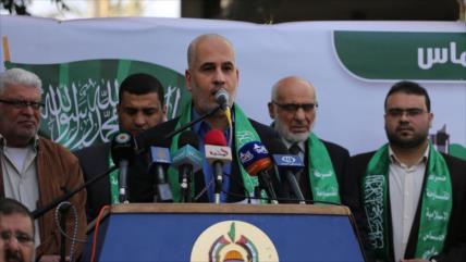 HAMAS advierte que no aceptará más agresiones y asedios de Israel