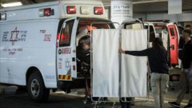 Mujer embarazada resulta herida en un ataque israelí a Ramalá