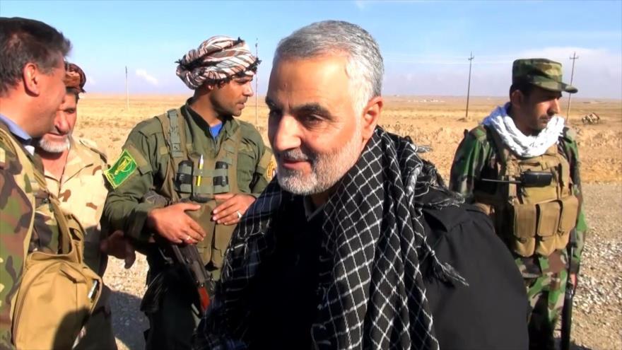 Nasralá: Asesinato de Soleimani fue plan estadounidense-saudí-israelí | HISPANTV