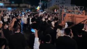 Dentro de Israel: Judíos ultraortodoxos se enfrentan al régimen secular
