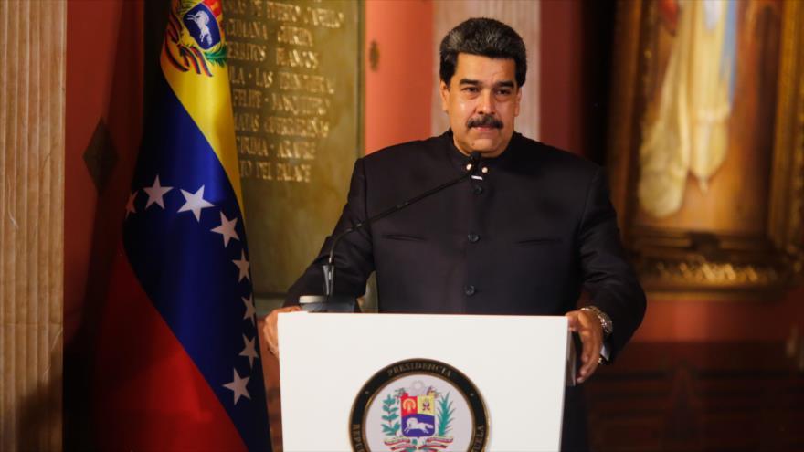 Vídeo: Maduro alerta sobre ataques planificados desde Colombia