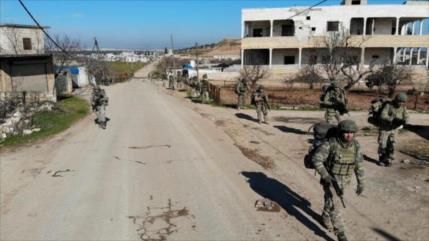 Vídeo: Turquía evacua su puesto rodeado por Ejército sirio en Alepo