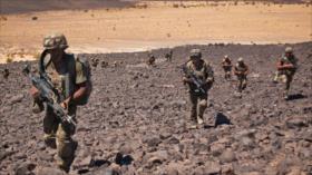 Mueren tres militares franceses en un ataque con bomba en Malí