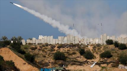 Vídeo: Grupos palestinos lanzan su primera maniobra conjunta
