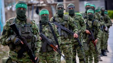 Resistencia palestina está preparada para derrotar al enemigo israelí