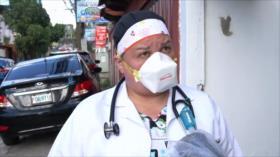 Vuelven a saturarse de pacientes de COVID-19 los hospitales hondureños