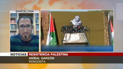 Garzón: maniobra en Gaza muestra unidad de facciones palestinas