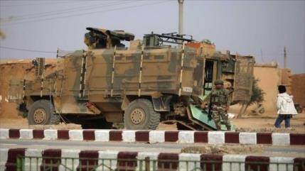 Mercenarios proturcos vuelven a atacar aldeas en el norte de Siria