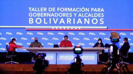 Maduro denuncia que España apoya plan terrorista de Leopoldo López
