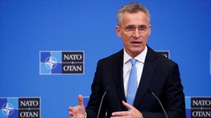 OTAN declara que retirada de tropas de Afganistán depende de Biden