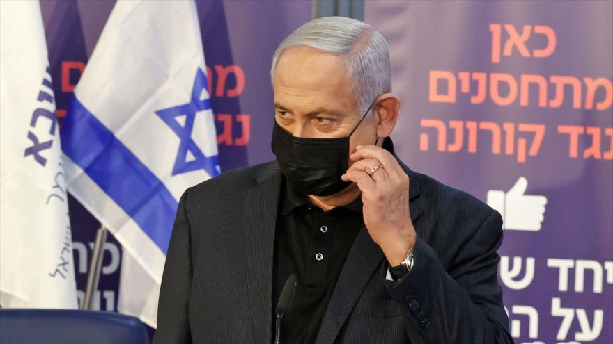 Sondeo: Cae en picada popularidad del partido de Netanyahu | HISPANTV
