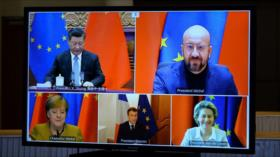 Dos potencias mundiales, la UE y China, alcanzan acuerdo comercial