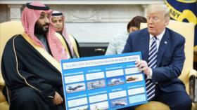 EEUU aprueba venta de 3000 bombas guiadas a Arabia Saudí