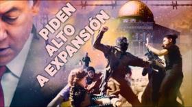 Detrás de la Razón: Autoridad palestina pide al mundo detener los ilegales asentamientos israelíes