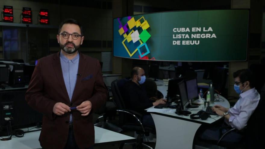 Buen día América Latina: Cuba en la lista negra de EEUU