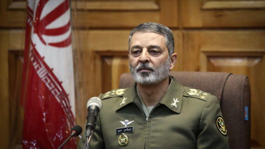 Ejército iraní: Miedo a venganza de Irán no dejará en paz a EEUU