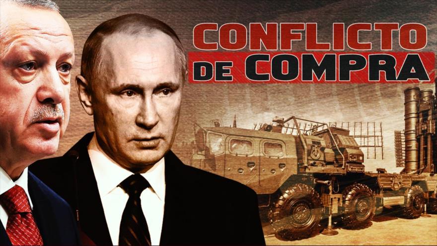 Detrás de la Razón: Canciller turco y ruso pactan cooperación para contrarrestar sanciones estadounidenses
