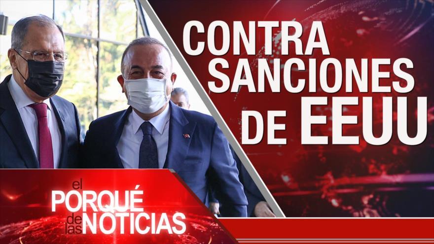 El Porqué de las Noticias: Tensión Turquía-EEUU. Resistencia palestina. Acuerdos de paz en Guatemala