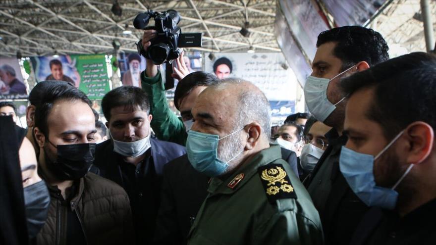 Jefe del CGRI: Irán está preparado para todo escenario de conflicto   HISPANTV