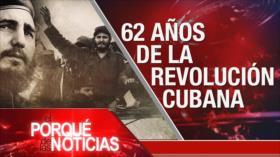El Porqué de las Noticias: Asesinato del general Soleimani. El aniversario de la Revolución Cubana. Maduro contra el bloqueo de de EEUU