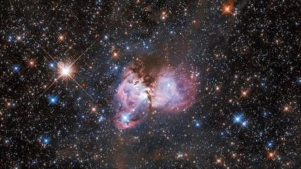 Detectan unas 600 estrellas de alta velocidad en la Vía Láctea