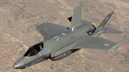 EEUU no producirá caza F-35 por no ser efectivo ante Rusia y China