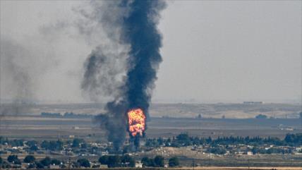 5 personas mueren en atentado con bomba en el noreste de Siria