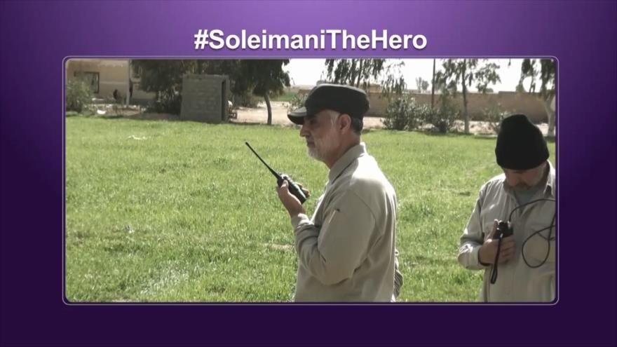 Etiquetaje: Soleimani, héroe que derrotó a EEUU
