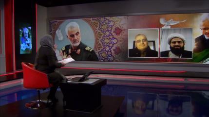 Egido: Milagrosa resistencia de Soleimani mantuvo a Siria de pie