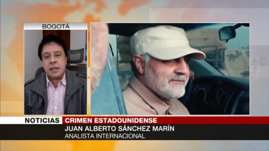 'Asesinato de Soleimani, un tiro por la culata para EEUU'