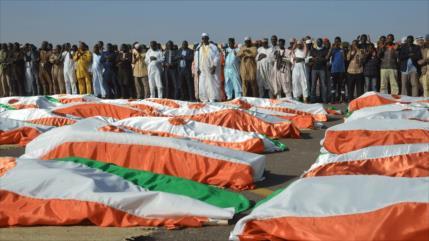 Extremistas matan a más de 70 civiles en ataques a aldeas en Níger