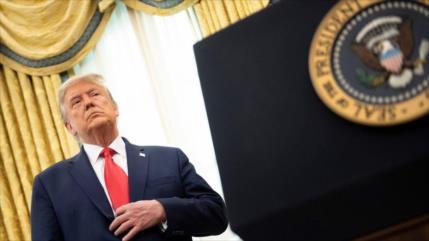 Trump prohíbe transacciones con varias aplicaciones chinas