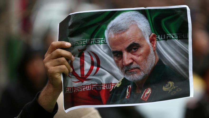 Morales elogia las luchas antimperialistas del general iraní Soleimani
