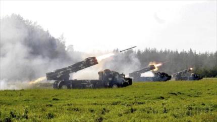 Rusia y Bielorrusia ensayarán defensa ante misiles de crucero