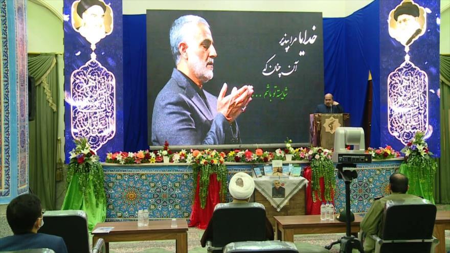 Irán tomará medidas contra perpetradores del asesinato de Soleimani