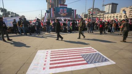 Irak: temor a venganza por Soleimani no dejará en paz a Trump