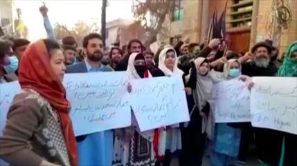 Ataque terrorista en Paquistán deja 11 mineros muertos