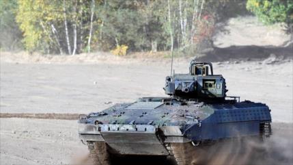 Berlín vende armas a países involucrados en guerras de Yemen y Libia