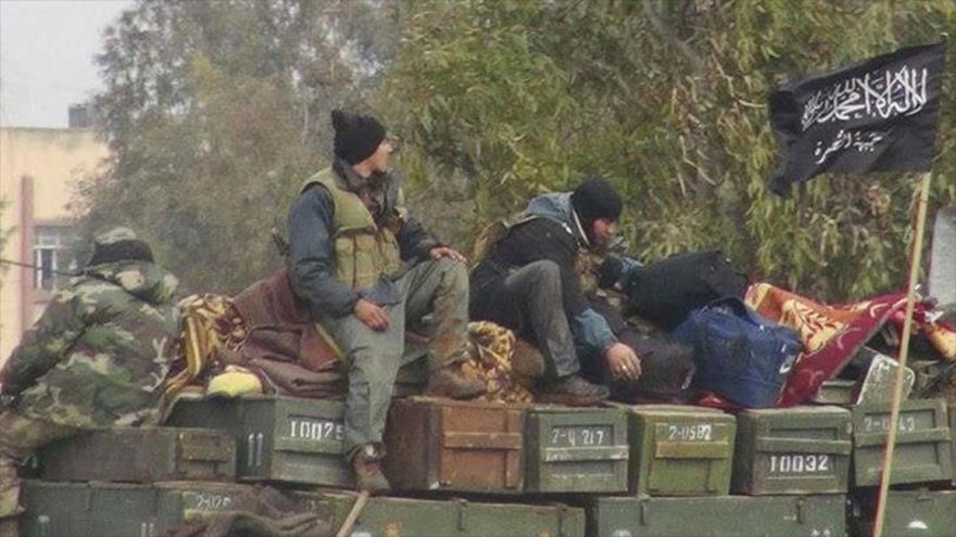 Frente Al-Nusra lanza 17 ataques contra zonas de distensión en Siria | HISPANTV