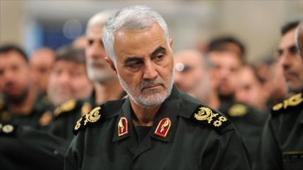 Oficial israelí reconoce papel de Israel en asesinato de Soleimani