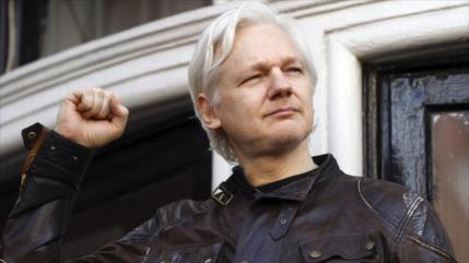 Corte británica rechaza solicitud de EEUU de extraditar a Assange