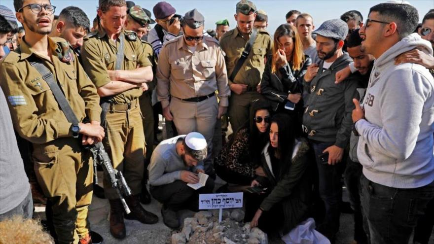 Suicidio, principal causa de muerte de soldados israelíes en 2020   HISPANTV