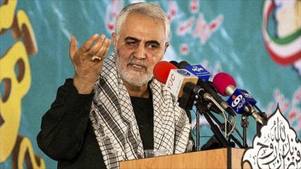 'Asesinato de Soleimani, ejemplo de terrorismo de Estado sistemático'